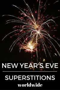 New Year's Eve Superstitions - health, money, success