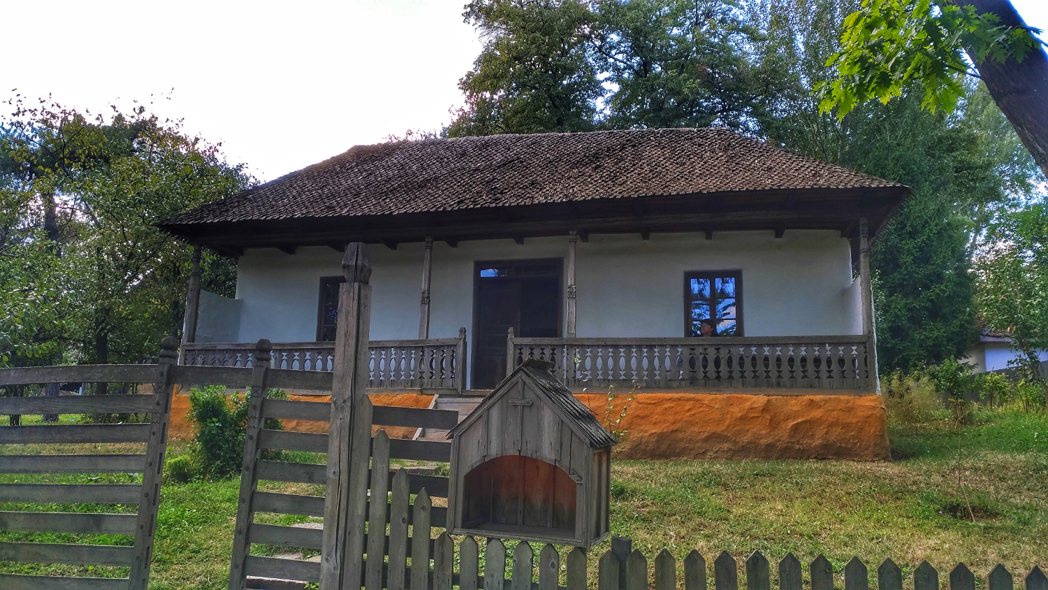 House @ The Village Museum Bucharest
