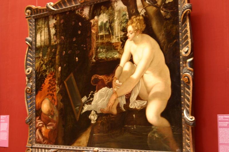 Kunsthistorisches Museum (The Museum of Fine Arts) in Vienna