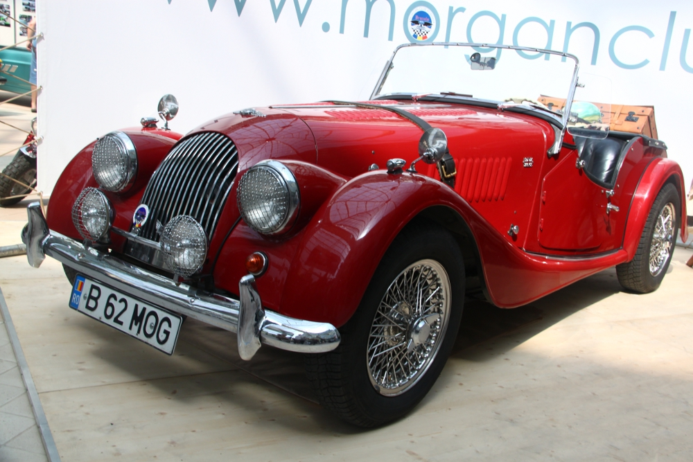 morgan classic car