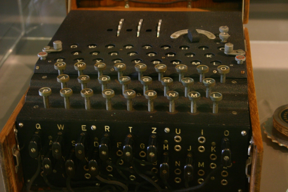 Enigma machine,