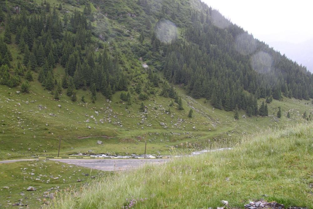 Transfagarasan road trip Romania