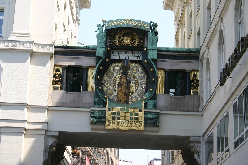 Anker Uhr II - Wien, Osterreich