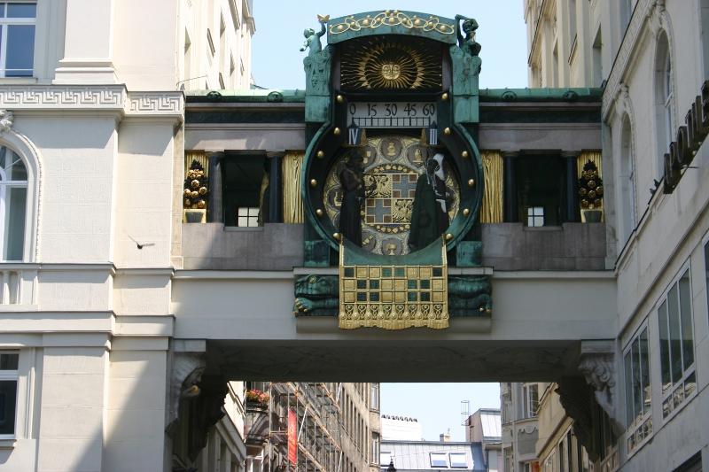 Anker Uhr- III-IV - Vienna, Austria