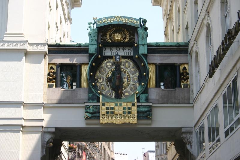 Anker Uhr - IX - Vienna, Austria