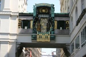Anker Uhr - I-II - Vienna, Austria