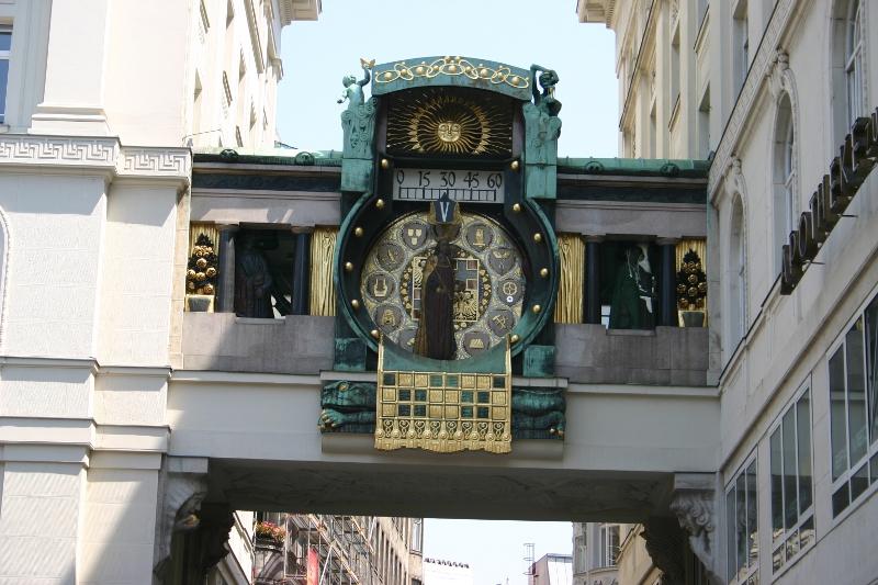 Anker Uhr - V - Vienna, Austria