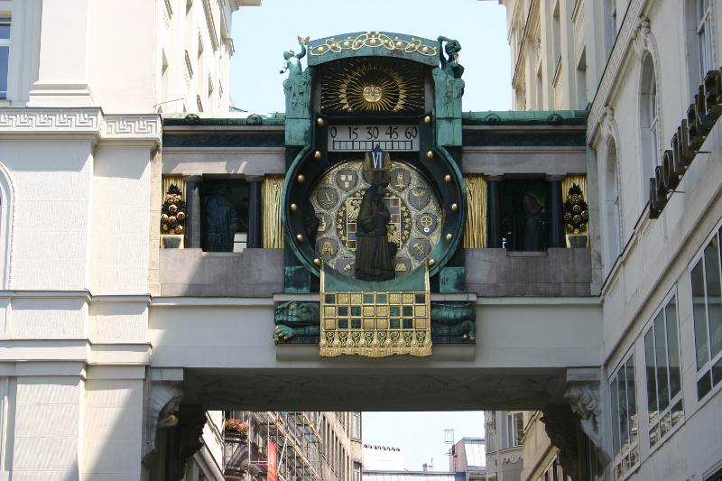 Anker Uhr - VI - Wien, Osterreich