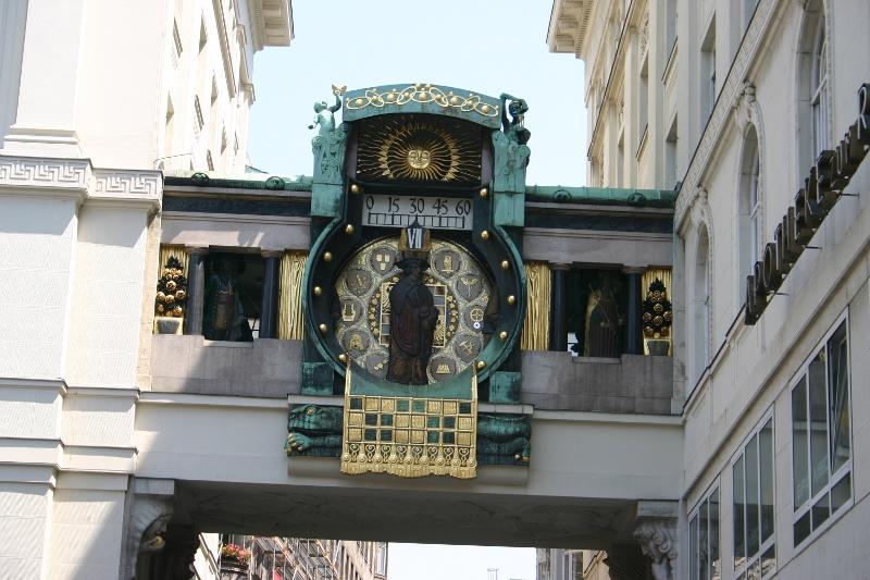 Anker Uhr - VII - Vienna, Austria