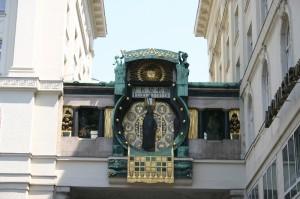 Anker Uhr - VIII - Vienna, Austria