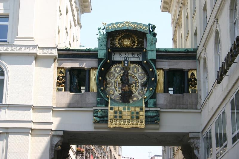 Anker Uhr - X - Vienna, Austria
