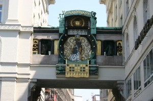 Anker Uhr - XI - Vienna, Austria