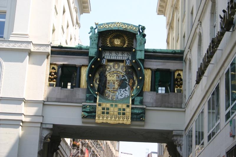 Anker Uhr- XI-XII - Vienna, Austria