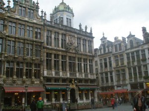 Brussels - Place centrale