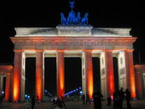 Brandenburg Gate Berlin Germany
