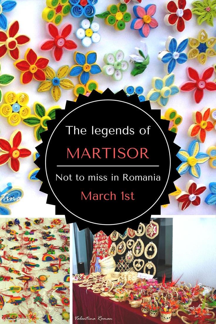 Not to miss in Romania: Martisor, March 1st - The legends of Martisor