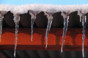 Icicles - Winter - Romania