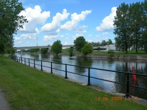 Lachine Canal - Quebec, Canada - 2