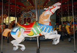 Central Park Carousel - New York, USA