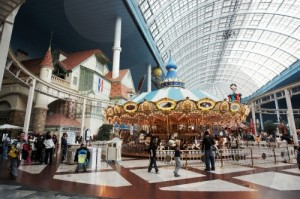 Lotte World Carousel