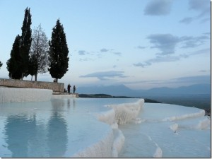 Pamukkale - cotton castle - Turkey
