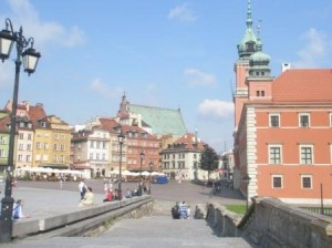 Warsaw, Poland - Old Town