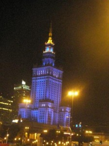 Warsaw, Poland - Russian Tower