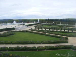 Gardens of Versailles - Paris, France -