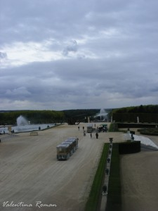 Gardens of Versailles - Paris, France - 2
