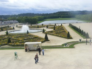 Gardens of Versailles - Paris, France - 3