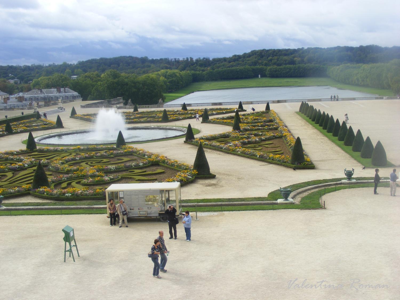 Versailles Paris Garden Gardens of Versailles Paris