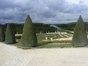 Gardens of Versailles - Paris, France - 6