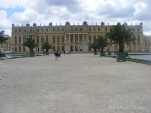 Gardens of Versailles - Paris, France - 7