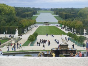 Gardens of Versailles - Paris, France - 8