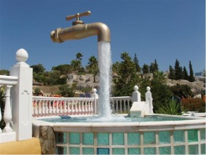 The Magic Tap - Aqualand, Cadiz
