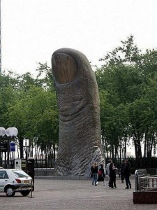 The Thumb - Paris