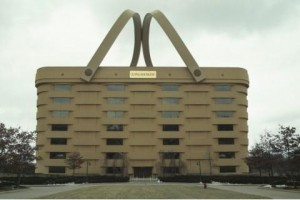 Worlds Largest Basket Building - Newark, Ohio
