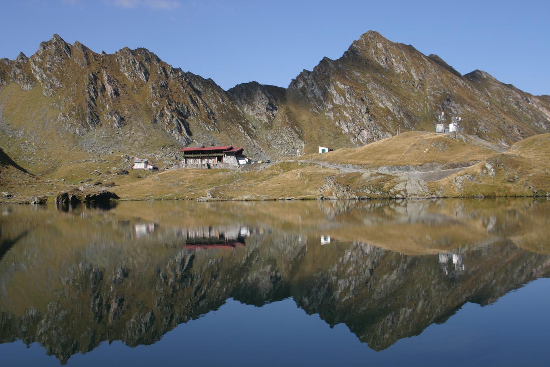 Bâlea Lake, Transfăgărăşan, Romania