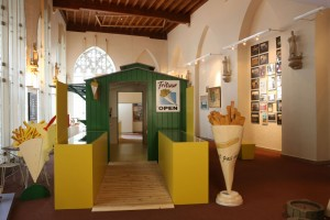Frietmuseum - Museum of potato fries - 1