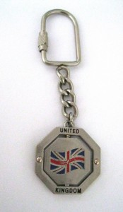 keychain - London