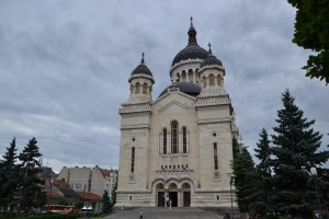 Cluj - Orthodox Cathedral