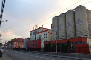 Cluj - Ursus Beer Factory