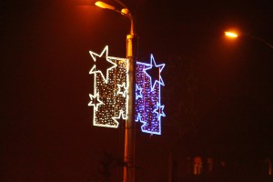 Christmas in Bucharest 2011 - decoration 2