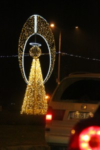 Christmas in Bucharest 2011 - decoration 4