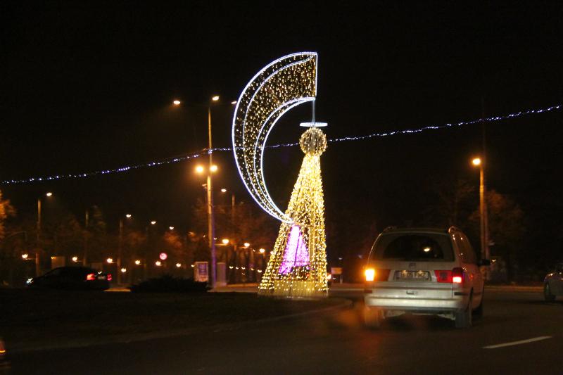 Christmas in Bucharest 2011 - decoration 5