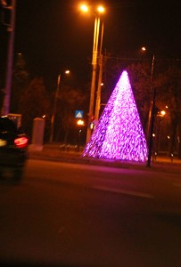 Christmas in Bucharest 2011 - decoration 6