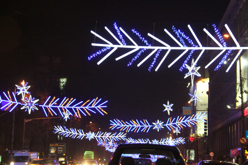 Christmas in Bucharest 2011 - road 4