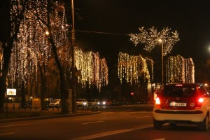 Christmas in Bucharest 2011 - road 7