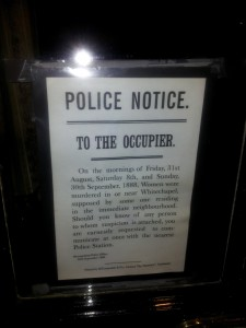 Police notice