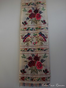 Romanian Traditional tablecloth